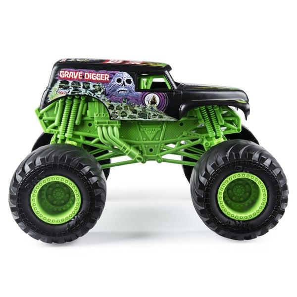Monster Jam Grave Digger, 1:10-1