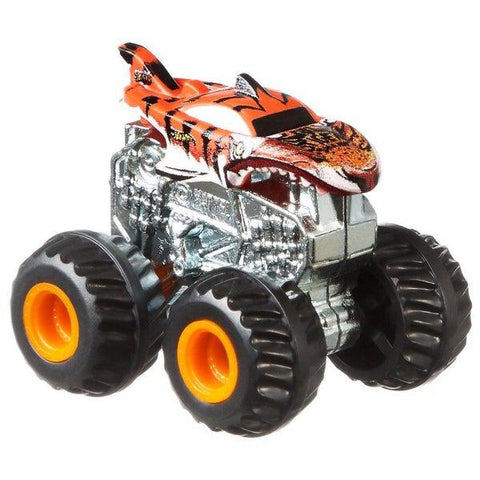 Hot Wheels Monster Trucks mini kisautók meglepetéscsomagban-1