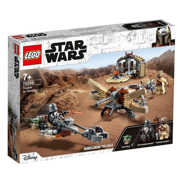 LEGO Star Wars: 75299 Tatooine-i kaland-1