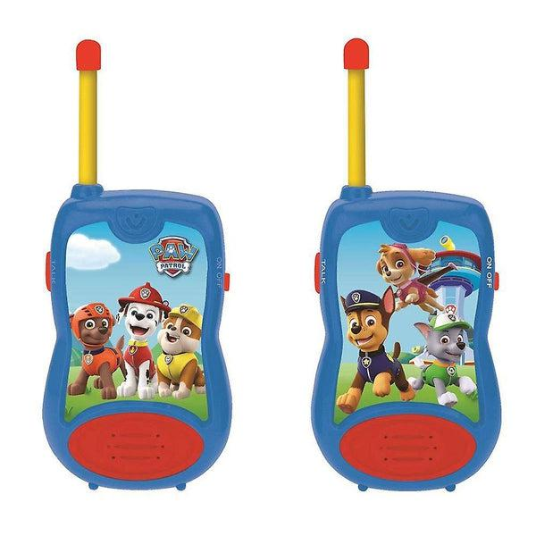 Mancs Őrjárat walkie talkies - Lexibook-1