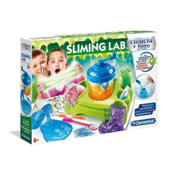 Mini Slime labor - Clementoni-1