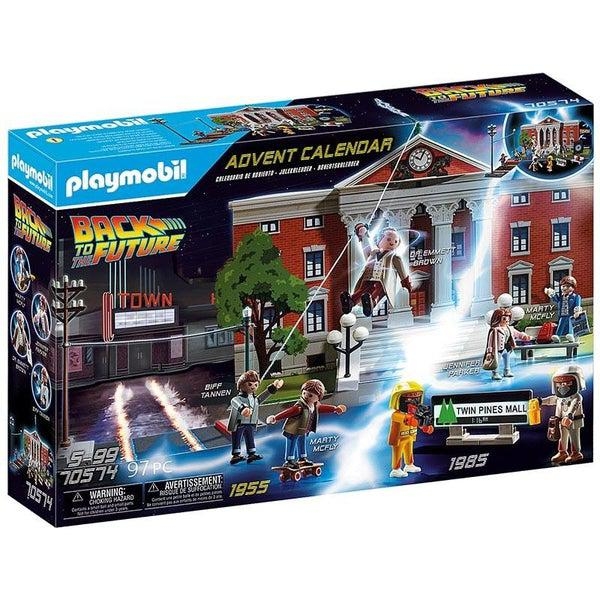 Playmobil 70574: Adventi naptár – Back to the Future-1