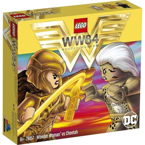 LEGO DC Comics Super Heroes: 76157 Wonder Woman™ vs Cheetah-1