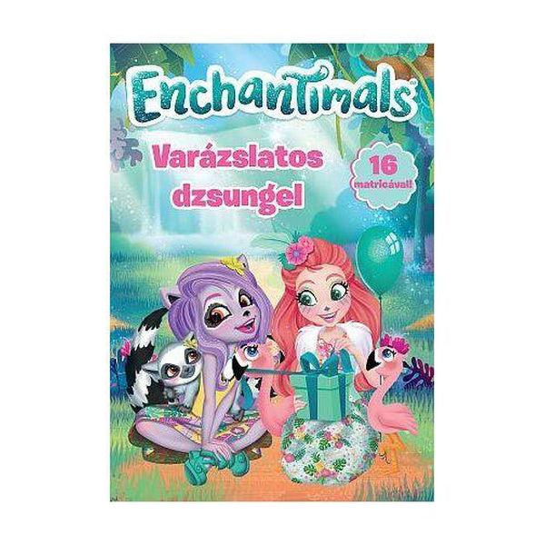 Enchantimals - Varázslatos dzsungel-1