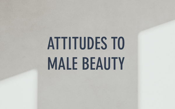Male beauty insights