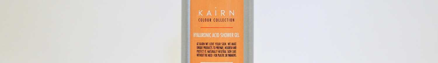 Buy haluronic acid shower gel now