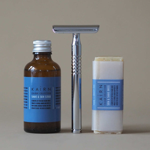 Renew shaving set