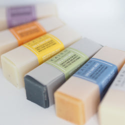 Zero waste soap from Kairn