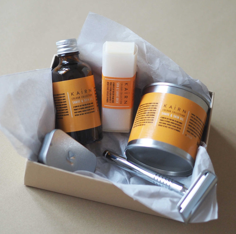Naturally complete gift set