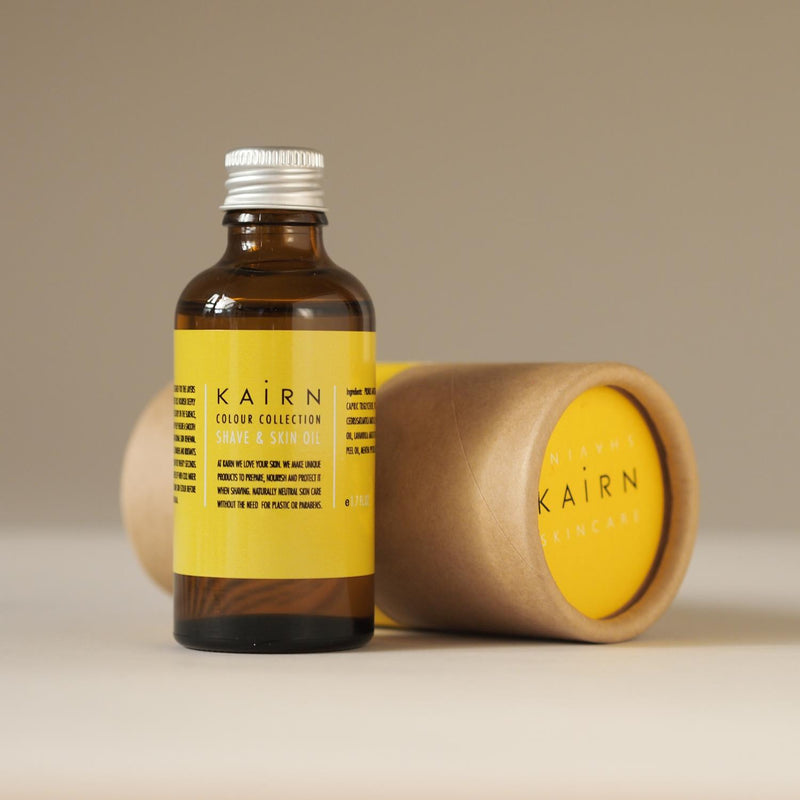 Kairn plastic free shaving products