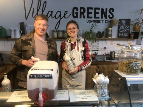 James Salford Rum and Karen Village Greens