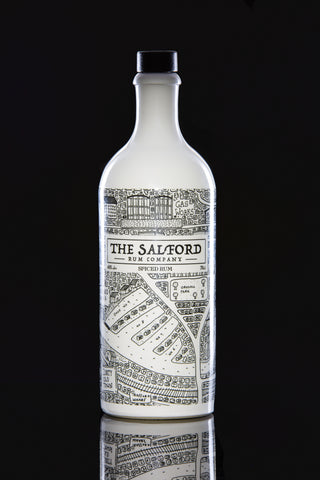 Salford Rum Bottle
