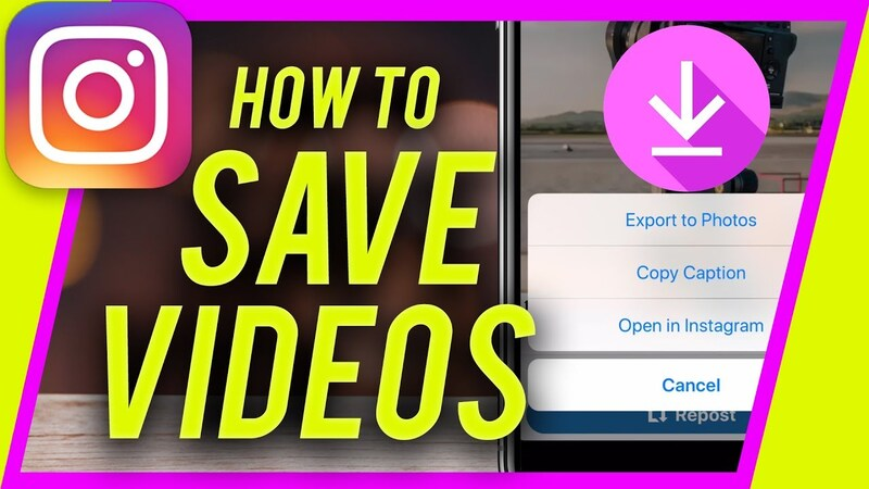How to Save Instagram Video: 5 Easy Ways (Hack 100% Working)