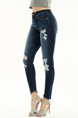 Kancan Distressed Jeans
