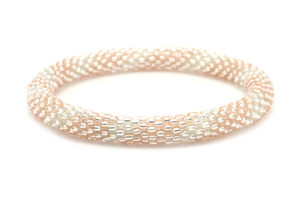 Sashka Rose Gold and Clear Bracelet