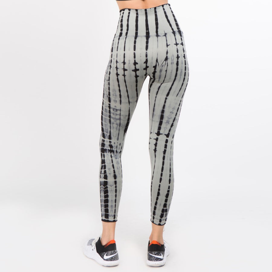 Black And Grey Workout Pants