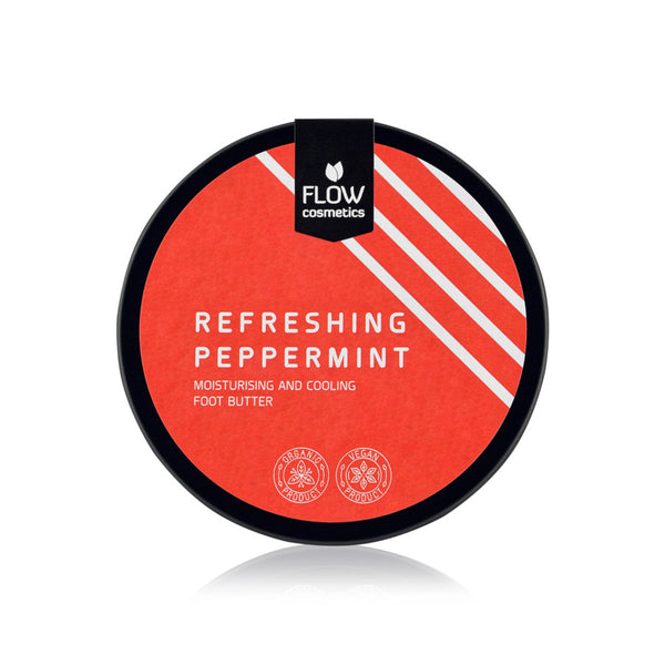 The foot butter by the Finnish brand Flow Cosmetics moisturises and nourishes the skin and cracked heels. The butter contains peppermint which has refreshing and cooling properties, and cypress which reduces fluid retention and improves blood circulation. Your tired feet will love it!
