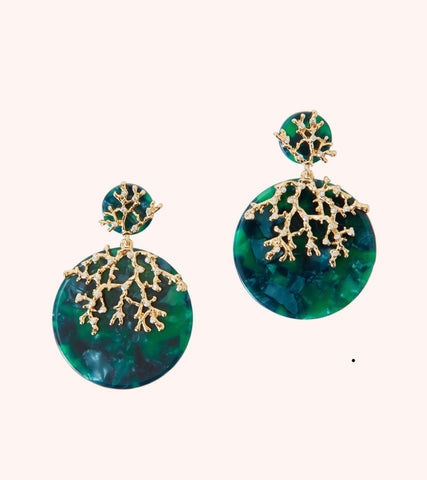 Coral Cove Earrings