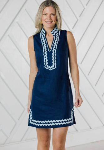 Classic Tunic with Ric Rac