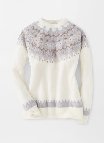 The Aarons Fair Isle Novelty Sweater