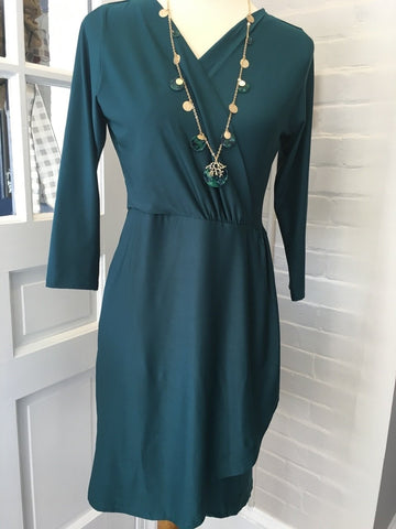 La Mer Luxe 3/4 Sleeve Aubrey Dress