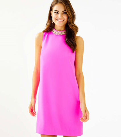 Brandi Stretch Shift Dress