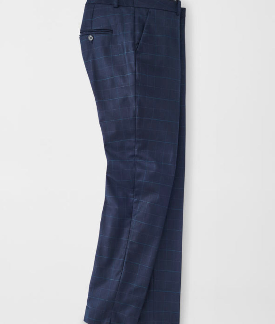 Peter Millar The Graham Super 110s Wool Stretch Trouser