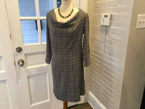 Tyler Boe Lanie Jacquard Dress