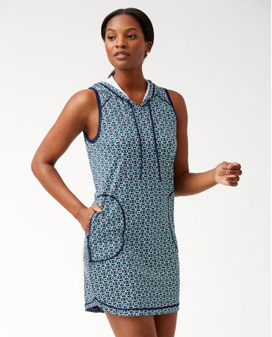 Island Active Hooded Spa Dress