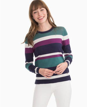 Esme Striped Sweater
