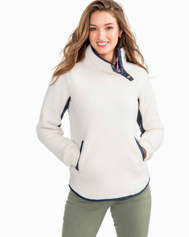 Laura Fleece Pullover