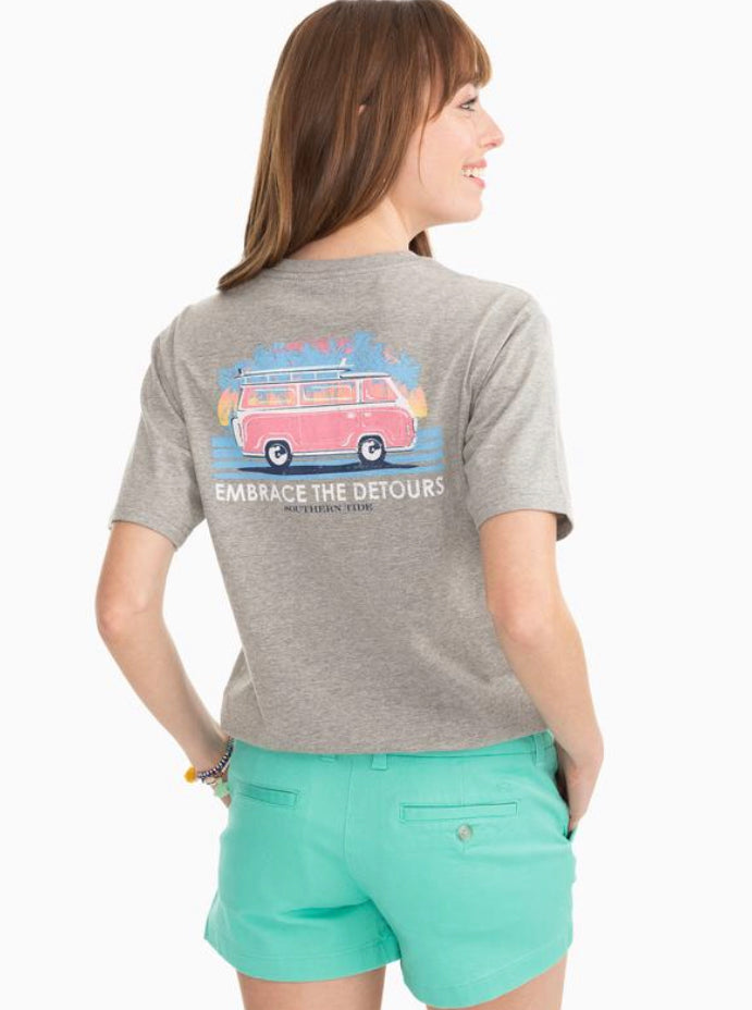5294 Embrace the Detours Tee