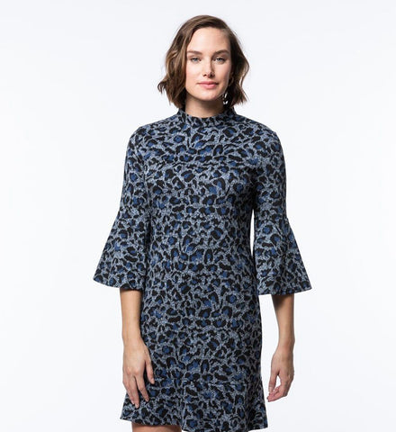 Tyler Boe Mindy Jacquard Dress