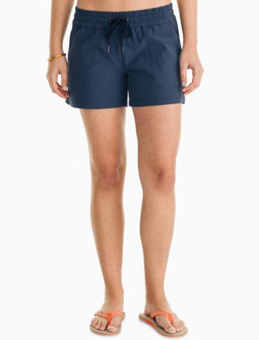 Seersucker Coastal Short