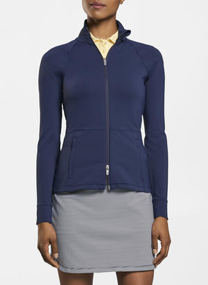 Peter Millar Monroe Skirted Full ZIP Layer