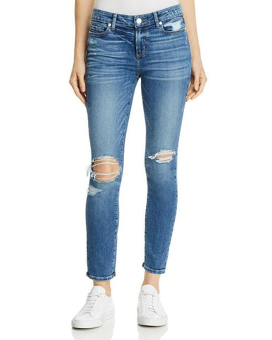 Paige Verdugo Ankle Mid Rise Ultra Skinny