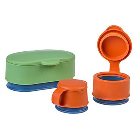 3 Piece Set Food Sealing Cap