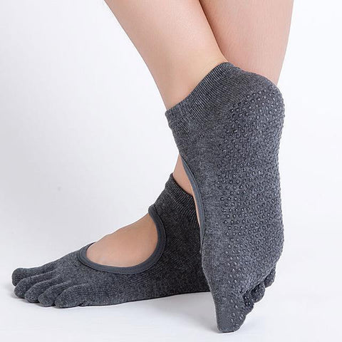 Image of NON-SLIP YOGA SOCKS