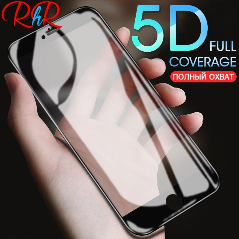 Protective Tempered Screen Protector for iPhone 5 to iPhone X