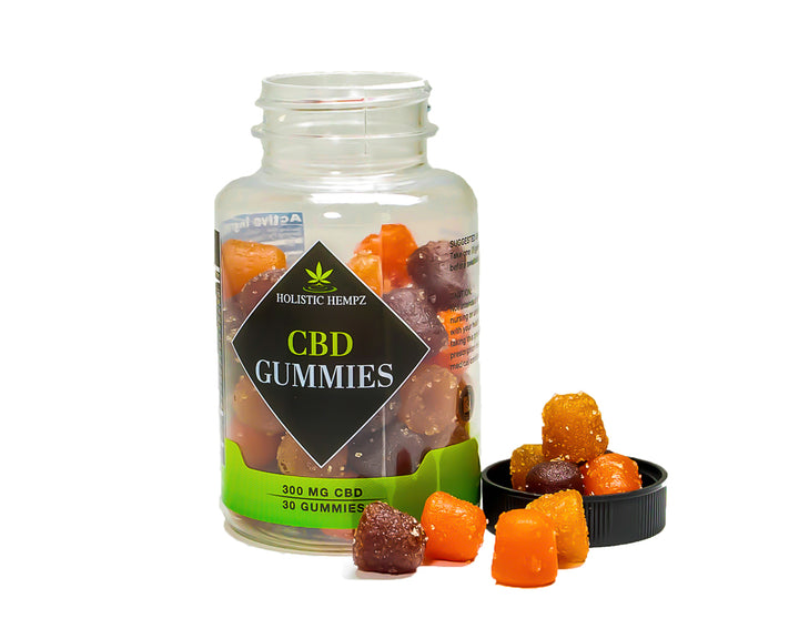 Not only are these CBD(cannabidiol) gummies delicious, but they also contain multivitamins! Replace your daily multivitamin with this CBD(cannabidiol) infused treat.