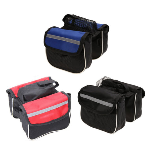 Front Tube Saddle Bag