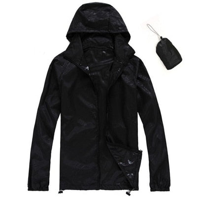 Packable Weather Resistant Jacket