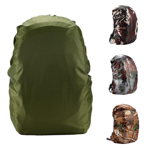 Nylon 35L Waterproof Backpack Cover