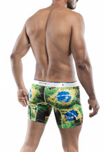 Load image into Gallery viewer, MaleBasics Hipster Boxer Brief Brazil