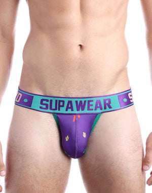 Sprint Jockstrap | Prickly Purple