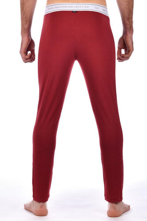 2eros | Core Lounge Pants | Cabernet