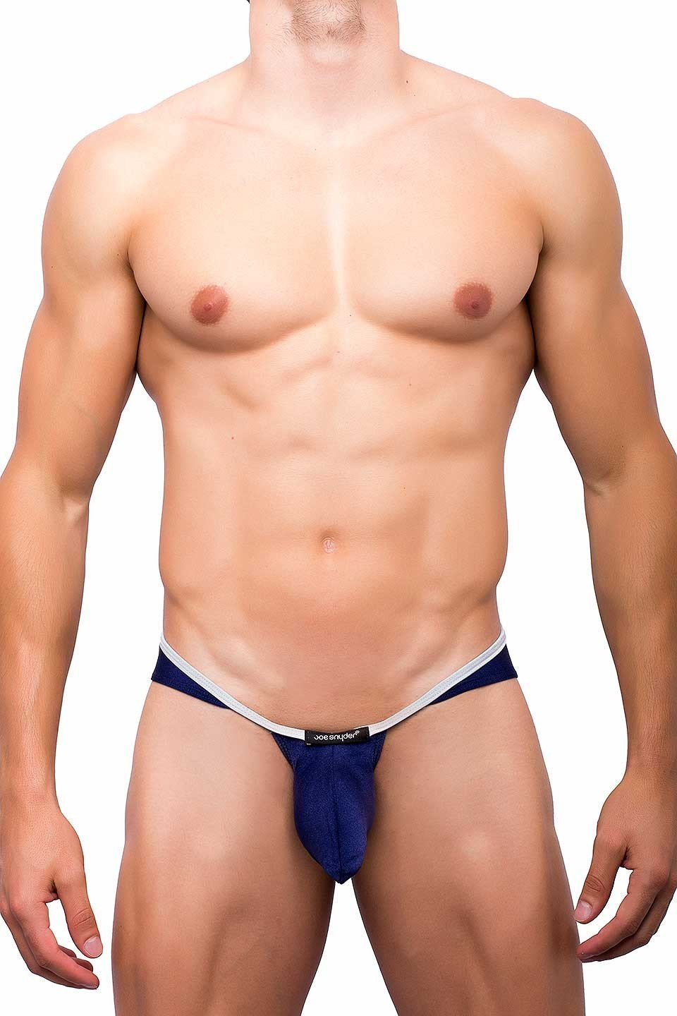 Joe Snyder | Sock It Bikini | Navy