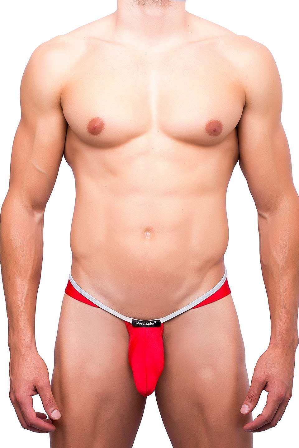 Joe Snyder | Sock It Bikini | Red