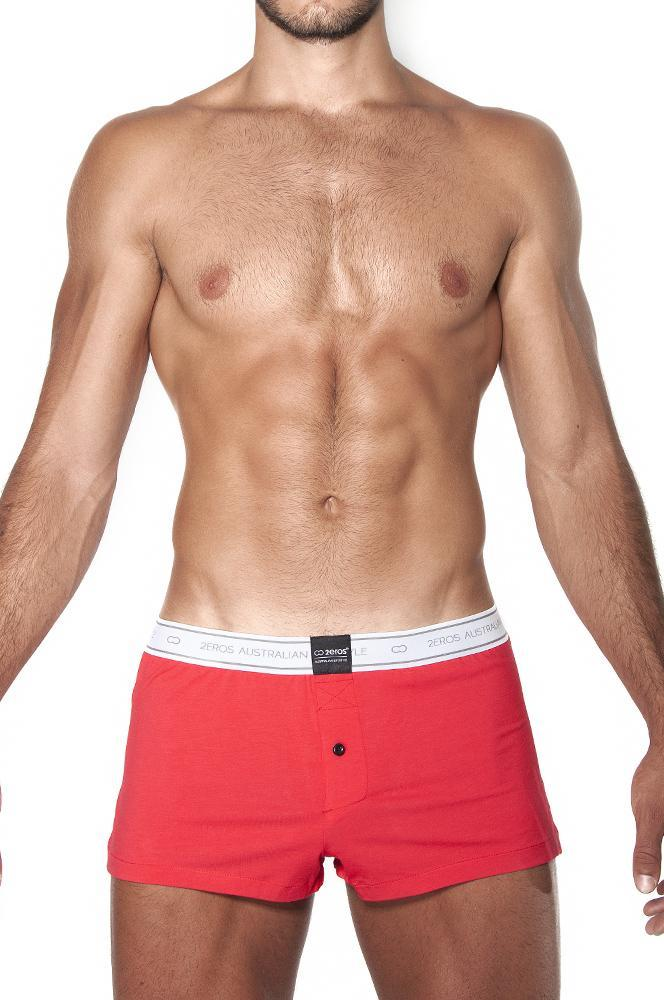 2eros | Core Boxer Shorts | Red