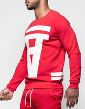 Load image into Gallery viewer, Supawear | Crimson Sweater | Red